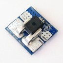 100A AC/DC Current Sensor for FPV RC Robots or other projects