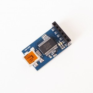 FTDI USB to Serial FT232RL  board 3.3V and 5V level compatible