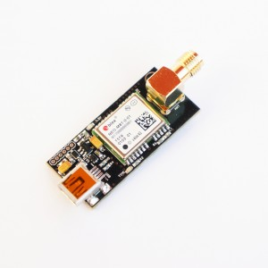 UBLOX NEO-M8T TIME & RAW receiver board with SMA (RTK ready